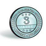 3 Jahre Blog Jubiläum Angelika-Antl.com Medaille